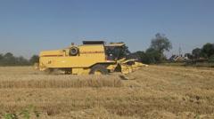 Harvest time Stock Footage