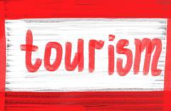 Tourism concept Stock Photos