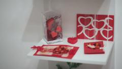 Saint Valentine'S Day 4 Stock Footage