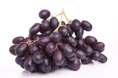 Bunch of ripe Grapes - stock photo