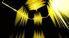 Soundwave festival and side wave design 4 Stock Footage