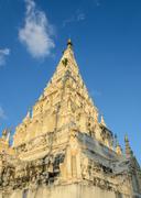 Wat Chedi Liam in Chiang Mai, Thailand Stock Photos