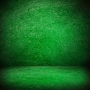 green texture or blank stage space - stock illustration
