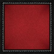 Red grainy paper background Stock Photos