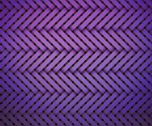 Pattern tube overlap parallel purple Stock Illustration