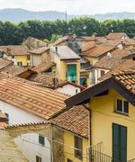Stock Photo of Strevi (Alessandria)