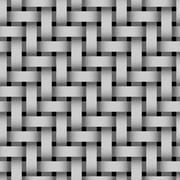 Pattern L shape enlarge Stock Illustration