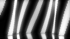 White stripes Stock Footage