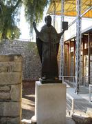 Saint Nikolas church, Demre Myra Turkey Stock Photos
