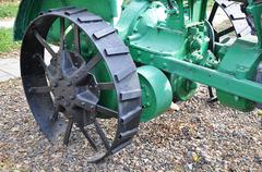 Stock Photo of UNIVERSAL tractor parts