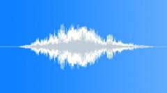 Alien Ship Flyby Whoosh  8 - sound effect