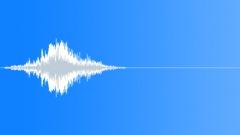 Alien Ship Flyby Whoosh  9 - sound effect