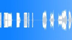 Computer/Robot Glitch - sound effect
