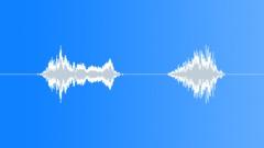 Robotic Servo Movements 23 - sound effect