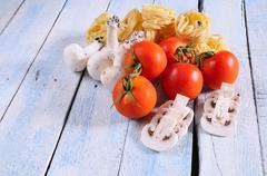 Mediterranean cuisine. - stock photo