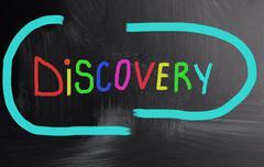 Discovery concept Stock Photos