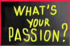 What's your passion? Stock Photos