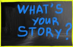 What's your story? Kuvituskuvat