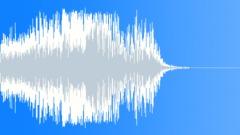Wobble To Metallic Hit (Impact, Massive, Electronic) - sound effect