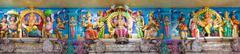 Sri Veeramakaliamman Temple - stock photo