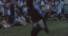 Aborigines Dance 60s Australia Sydney 1 - stock footage