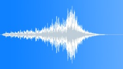 Whoosh Deep Hit Sound Effect