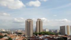 Stock Video Footage of Timelapse - City - São Paulo