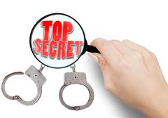 Top Secret Stock Photos