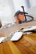 Clean Up Renovation - stock photo