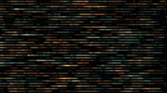 4k Bricks blocks background,big data information art wall,storage technology. Stock Footage