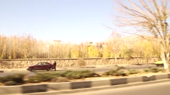 Shiraz Street, Iran Stock Footage