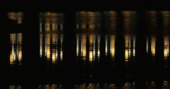 Water Reflection Lake Stock Footage