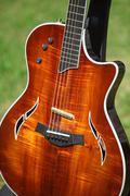 Guitar - stock photo