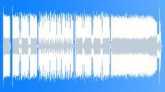 Smokin' Guitar Riff Bed Mix 2 Alt Intro Stock Music