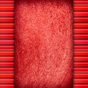 red abstract background - stock illustration