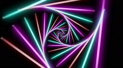 Neon Lights 2-2 - stock footage