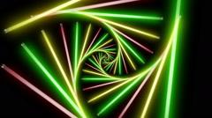 Neon Lights 2 - stock footage