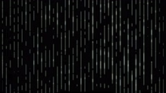 4k Abstract technology data scanning background,geometry vertical wave lines ar Stock Footage