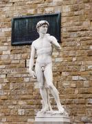 Michelangelo's David - stock photo