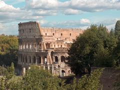 The Coliseum - Rome, Italy Stock Photos