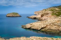 Islands of pirates Stock Photos