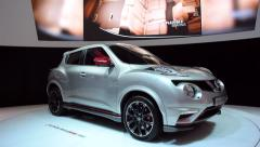 Nissan Juke NISMO RS Stock Footage
