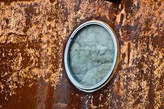 Rusty texture. - stock photo