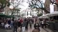 4k Funchal city center panning shot Madeira tourism 4k or 4k+ Resolution