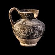 Ancient canosan oenochoe vase Kuvituskuvat
