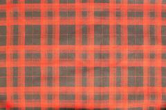 Close-up tartan pattern  background - stock photo