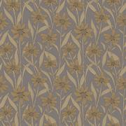 Stock Illustration of graceful vintage seamless floral pattern
