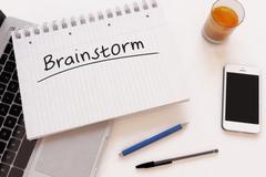 Brainstorm Piirros