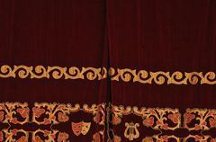 Theatre curtain Stock Photos