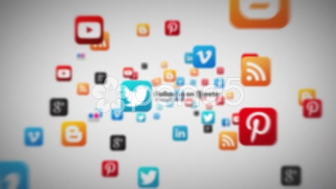 After Effects Project - Pond5 Social Media 3D Fly through Corporate Busines ...